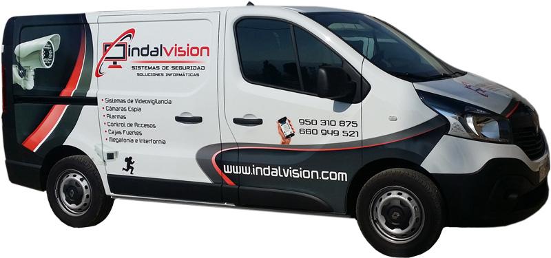 indalvision-furgon